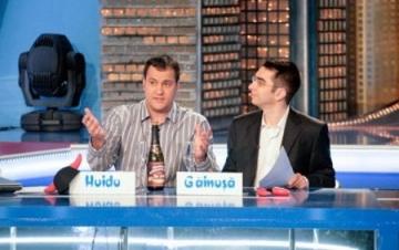 "Serban Huidu: ""Am alergie la oamenii rai"""