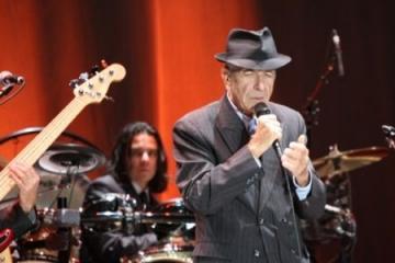 Leonard Cohen lucreaza la un nou album