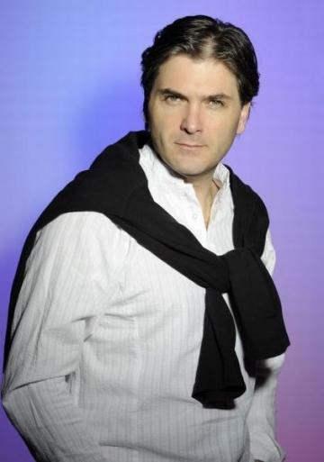 Mircea Radu, impresionat de Manastirea Humorului