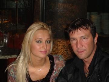 Walter si Raluca Zenga, casa de vis in Dubai