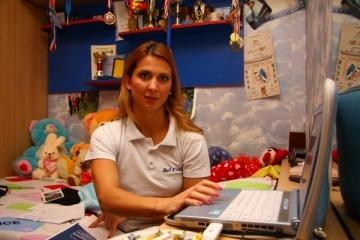 Alina Dumitru, locul sapte la Mondialele de la Paris