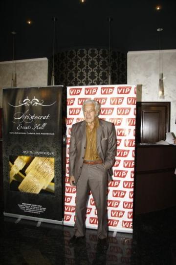 Sergiu Nicolaescu vrea sa realizeze un film in 26 de zile