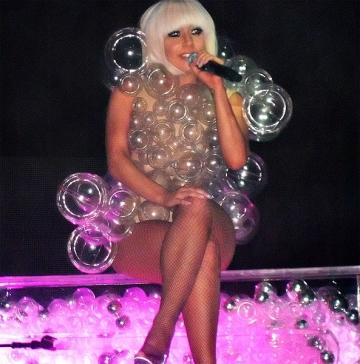 Lady Gaga, interzisa de guvernul chinez