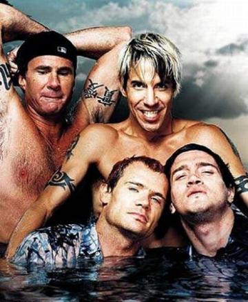 Red Hot Chili Peppers, un nou album dupa cinci ani de absenta