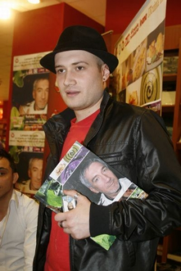 Mihai Bendeac a facut o pasiune pentru Lea Seydoux