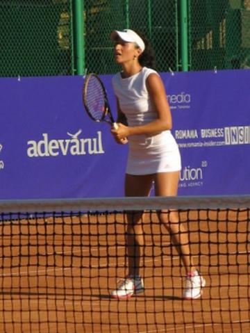 Alexandra Cadantu a castigat turneul de tenis de la Biella