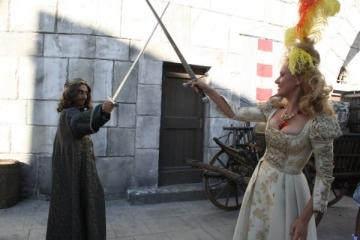 Mihai Gainusa si Oana Ionita, duel pe viata si pe moarte