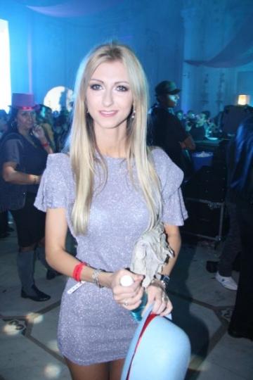 Andreea Balan va fi nasa fetitei Andreei Antonescu