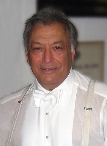 Zubin Mehta, scrisoare deschisa pentru renovarea Salii Palatului