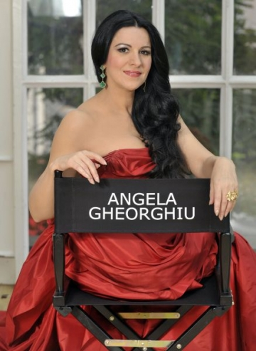Angela Gheorghiu, vedeta lansarii noului sezon Cinema la Londra