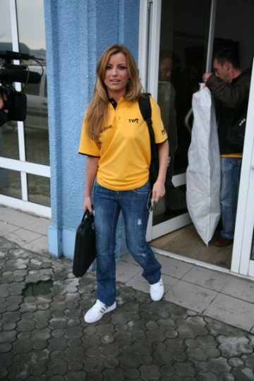 Elena Gheorghe vrea sa sustina un concert de Revelion