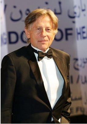 Roman Polanski a ridicat premiul pentru intreaga cariera