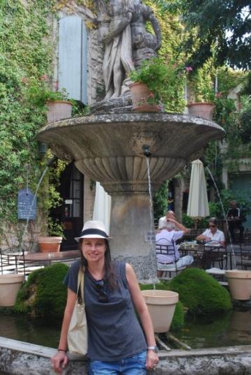 Livia Dila, vacanta intr-o destinatie de poveste