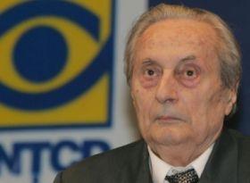 Ion Diaconescu, fostul presedinte al PNTCD, a murit