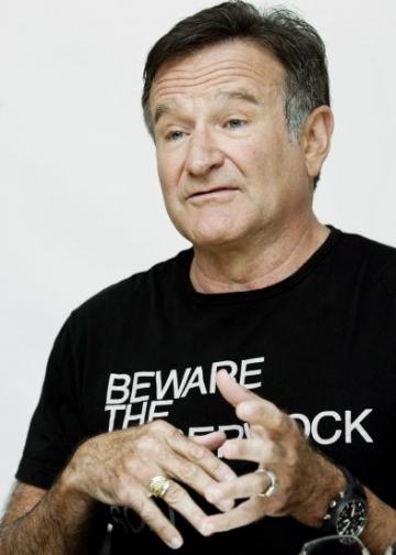 Robin Williams s-a casatorit a treia oara, la 60 de ani