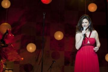 Ramona Badescu, recital extraordinar la Crizantema de Aur