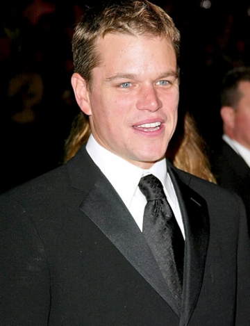Matt Damon, un actor eco-friendly