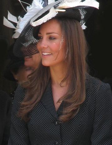 Kate Middleton, cea mai bine imbracata femeie