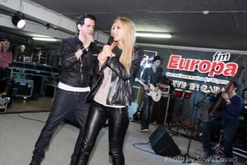 Keo si Andreea Balan au cantat impreuna dupa cinci ani