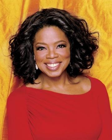 Oprah Winfrey, Oscar pentru actiunile umanitare