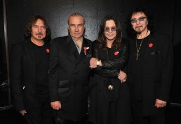 E oficial: Black Sabbath s-a reunit