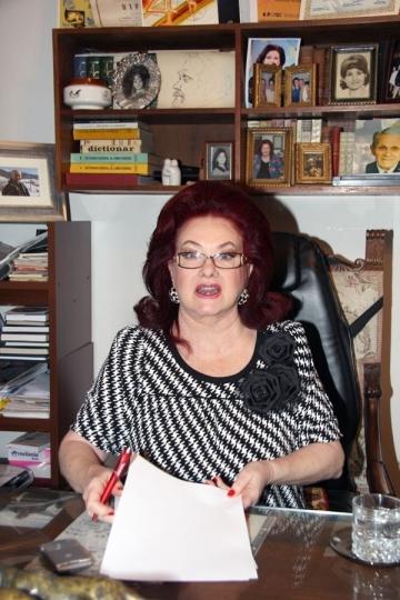 "Stela Popescu: ""Rasul e un medicament"""