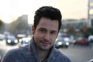 Alexandru Constantin, protagonistul unui shooting riscant