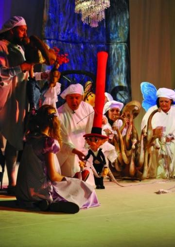 Incepe Festivalul International al Teatrului de Animatie