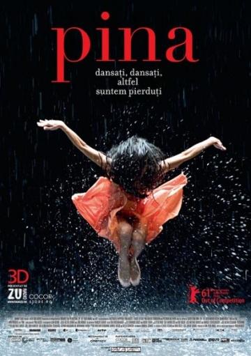PINA, documentarul anului in Romania, favorit la Oscaruri