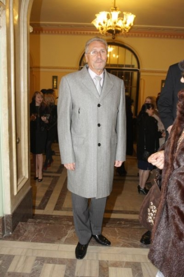 Revedere emotionanta intre Victor Opaschi si Mircea Gheordunescu