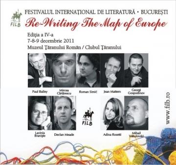 Incepe Festivalul International de Literatura de la Bucuresti