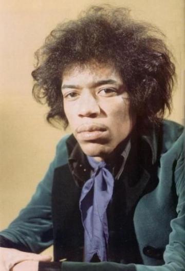 Parc in forma de chitara, amenajat in memoria Jimi Hendrix