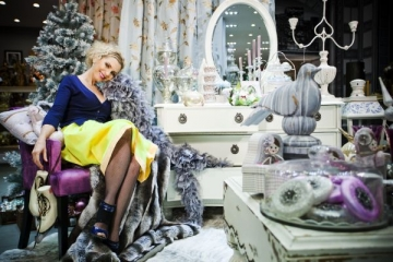 Luana Ibacka: Craciunul nu inseamna doar costume de Santa Claus