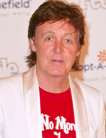 Paul McCartney va lansa un nou album in februarie 2012