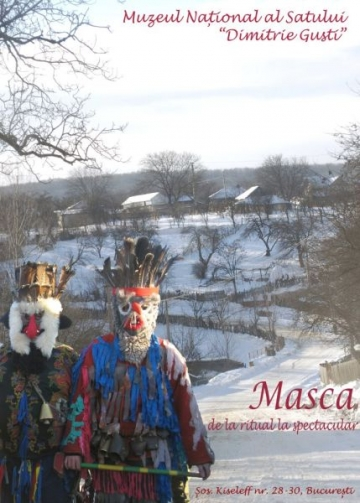Masti populare din Moldova la Muzeul Satului