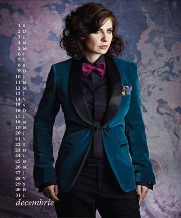Adina Buzatu, model pentru propriul magazin