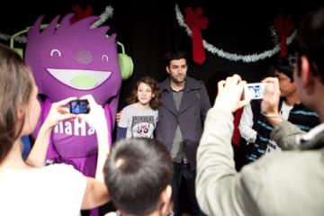 Smiley le-a facut o surpriza copiilor de la Centrul de Zi Steluta