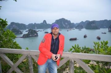 Catalin Botezatu a trait 10 zile in jungla vietnameza