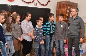 Zoli Toth sustine voluntarii EcoChampions