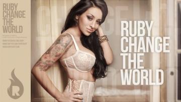 """Ruby a lansat o noua piesa, """"Change The World"""""""