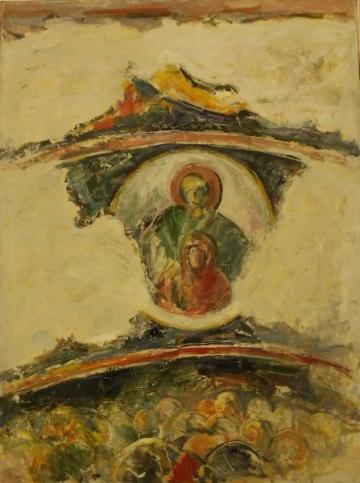 """""""Dar din Har"""", expozitia aniversara a pictorului Mihail Gavril"""