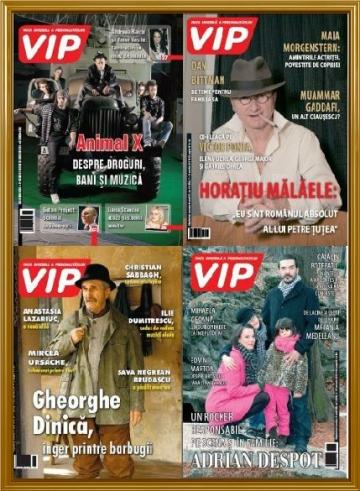 Revista VIP aniverseaza editia cu numarul 1000 alaturi de cititorii sai fideli!