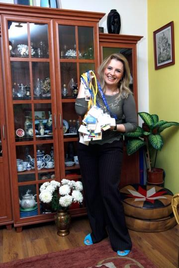 """Monica Ghiurco va continua sa se implice in producerea documentarului """"Mostenirea Clandestina"""""""