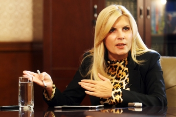 Politica i-a zadarnicit planurile Elenei Udrea