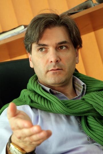"""Mircea Radu: """"Inainte de orice, prezentatorul este om si are reactii"""""""