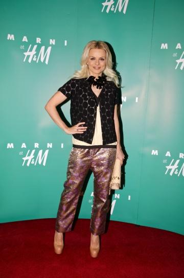 Lansarea noii colectii H&M, incomparabila cu cea din Los Angeles...