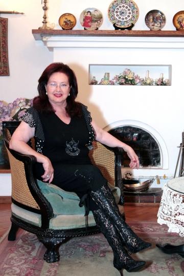 """Stela Popescu: """"Am ajuns la spital in timpul razboiului. (...) Era jale acolo"""""""
