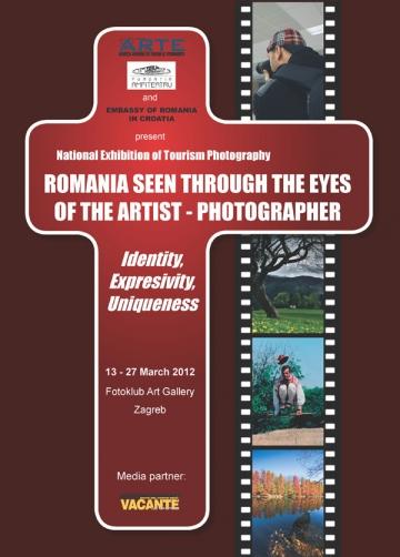 Salonul National de Fotografie Turistica, editie speciala in Zagreb!