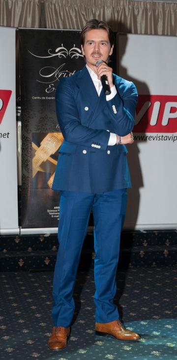 Mihai Petre este arbitru al Federatiei Mondiale de Dans Sportiv