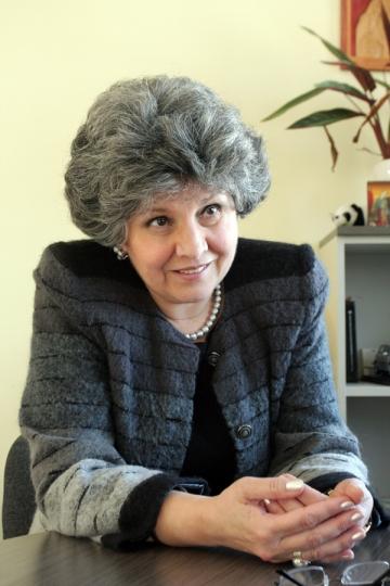 """Dr. Cristina Mateescu: """"Cercetarea in domeniul privat nu este stimulata…"""""""